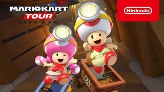 マリオカート ツアー 探検ツアー トレーラー