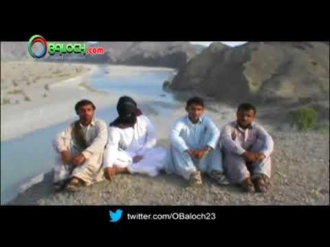 Balochi Inqalabi Songs Man Sah O Saran Bakshan