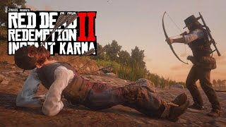 Best Of Instant Karma #6 (Red Dead Redemption 2 Funny Moments)
