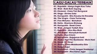 Gambar cover 20 Lagu Galau Terbaik || Pop Indonesia 2018