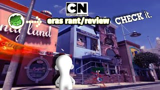 Cartoon Network Eras REVIEW/RANT (CN City, Check It, etc.)