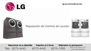 servicio tecnico lg 6275 1093 d f reparacion lavadoras secadoras refrigeradores d f