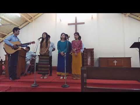 Hindi Gospel Song Aaja Prabhu Mere~ BBYF💐use Earphone-headphone💐