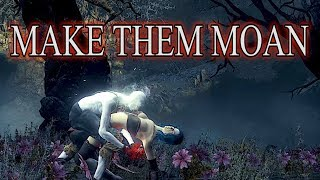 Dark Souls 3: The Pale Man Makes Them Moan