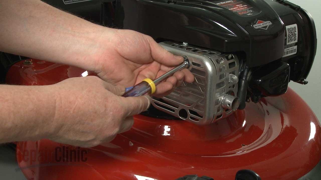 Briggs Amp Stratton Small Engine Muffler Replacement