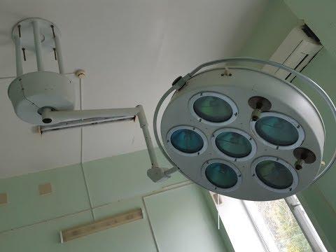 Ремонт в хирургическом отделении Дрезненской больницы