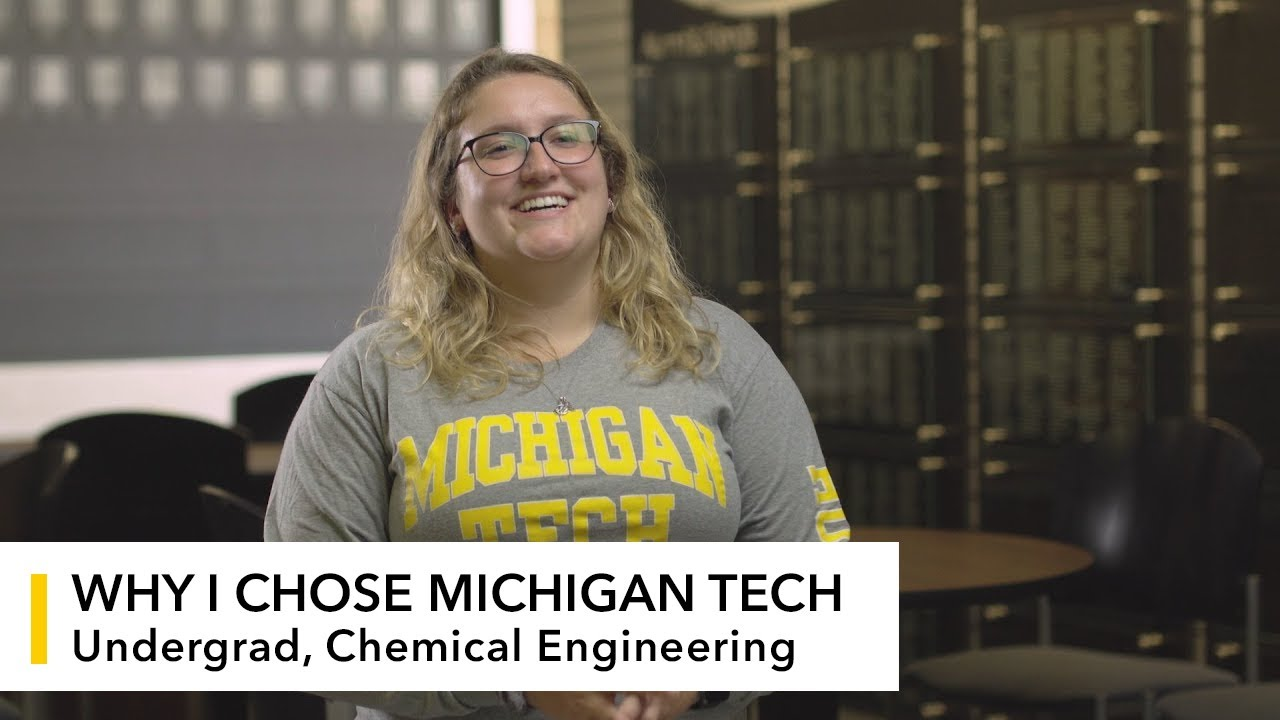 Preview image for My Michigan Tech: Mallory Benkert video