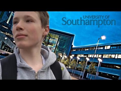Southampton University?!