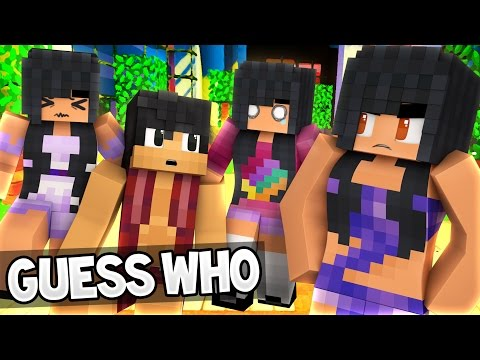 Aphmau's Multiple Aphmau's | Minecraft Guess Who