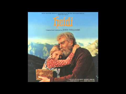 Heidi | soundtrack suite (john williams) youtube.