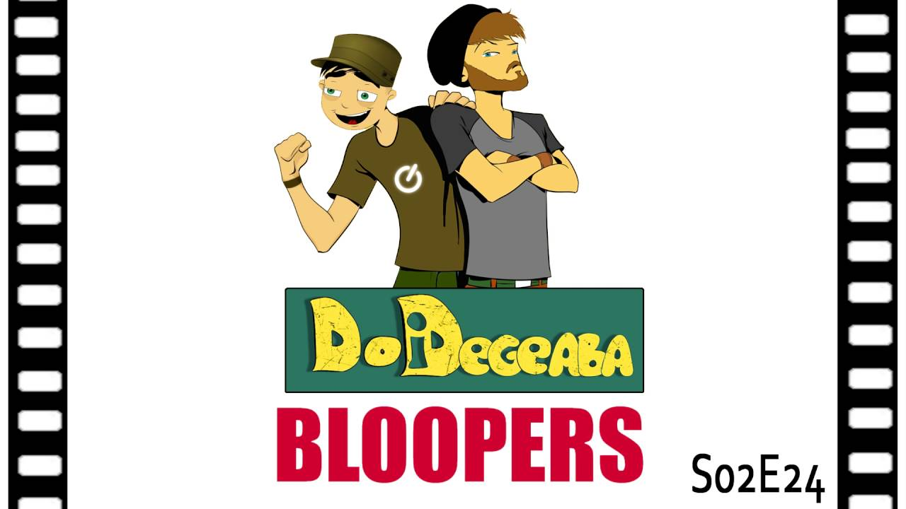 DoiDegeaba Bloopers S02E24