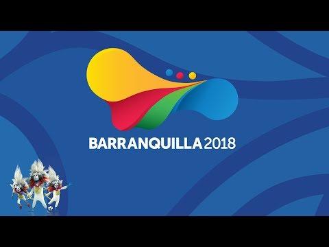 Inauguración De Los Juegos Centroamericanos Y Del Caribe