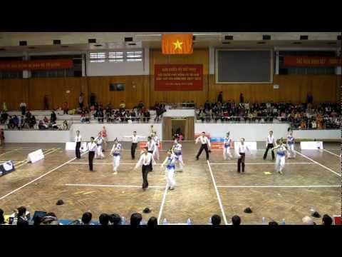 Đồng diễn HDC - Hội khỏe Phù Đổng 26.02/2012