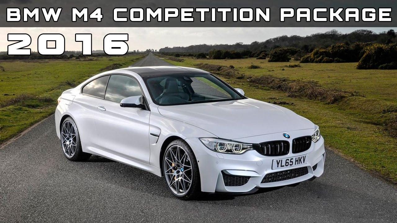 2016 bmw m4 competition package review rendered price specs release date