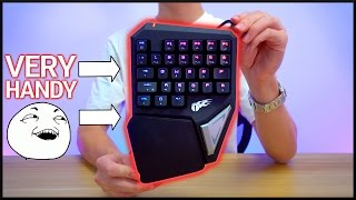 The ULTIMATE Mechanical Gaming Keypad!?