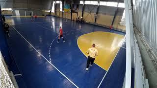 27.02.2021 Харьков-Спорт - Слобода - 0:4 (1-й тайм ,ч.1)