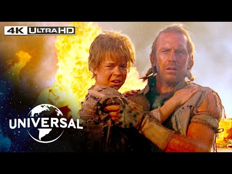 Waterworld   Rescuing Enola and Destroying the Smokers' Tanker in 4K HDR
