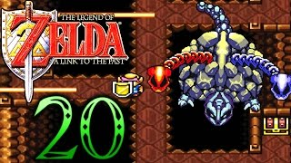 Der Kampf gegen Trinexx! - The Legend of Zelda A link to the Past #20