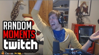 TWITCH FUNNY STREAM MOMENTS #8 - FORSEN | SUMMIT1G | SODAPOPPIN | SIPS | ANDY MILONAKIS | ASMONGOLD