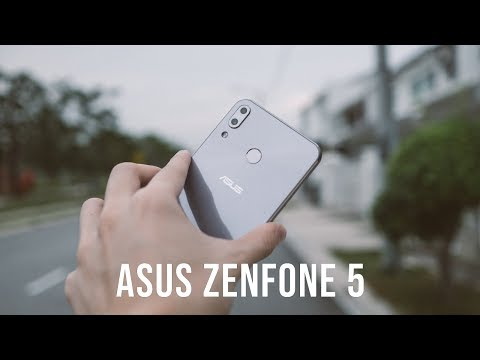 ASUS ZenFone 5 Review (ZE620KL) | Camera + Video Sample