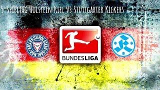 11.3.17 Holstein Kiel vs Stuttgarter Kickers