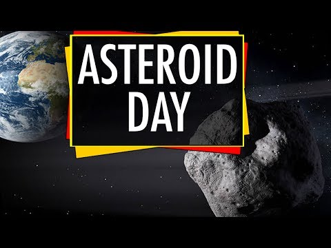 "NASA Planetary Defense: ""Every Day is Asteroid Day"" International Asteroid Day Observance"