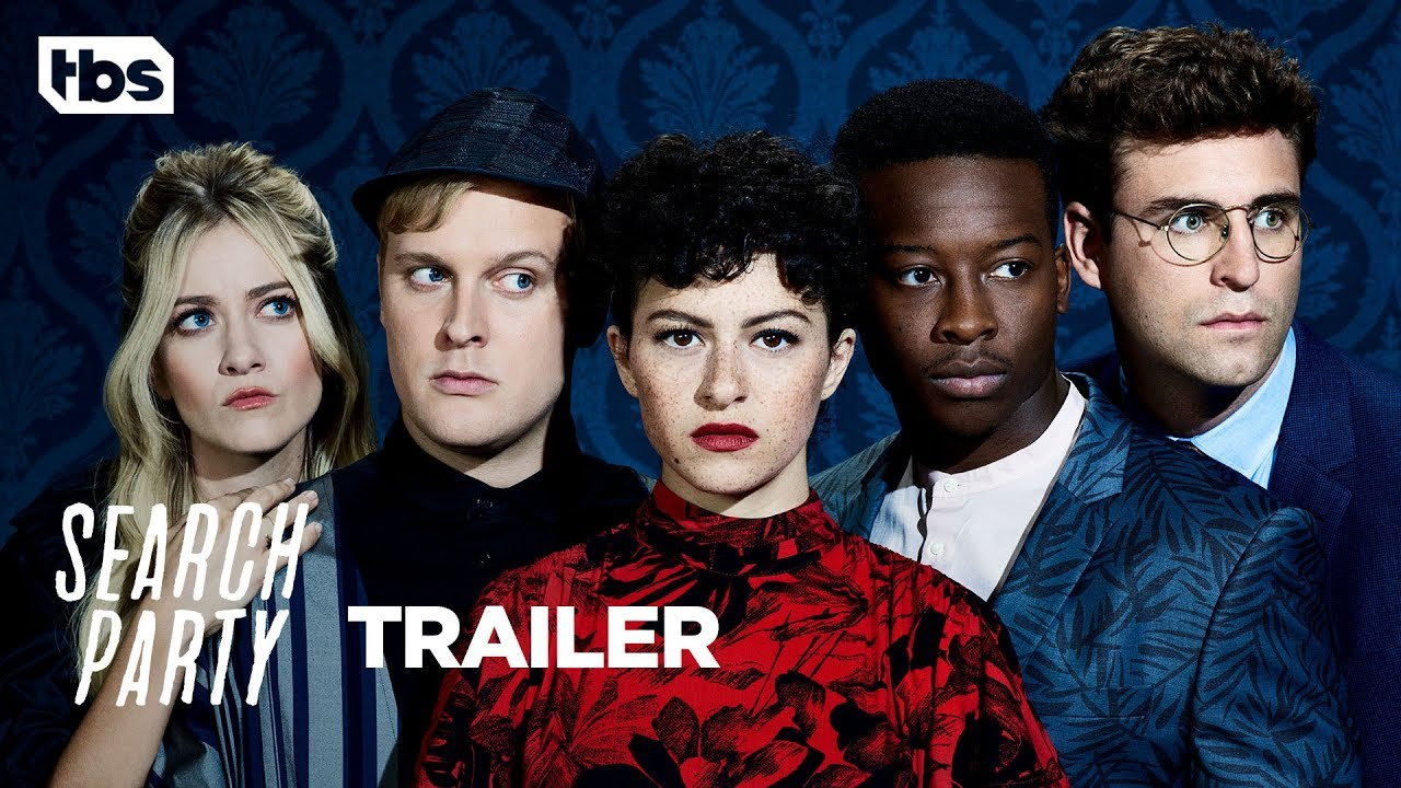 Search Party: The All New Season Premieres November 19 [OFFICIAL ...