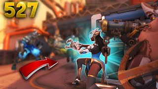 The Sneakiest Symmetra!! | Overwatch Daily Moments Ep.527 (Funny and Random Moments)