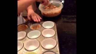 Caramel Apple Crisp Bites - Speech