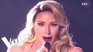 Dalida - Mourir sur scène | Léona Winter | The Voice 2019 | Semi-final Audition