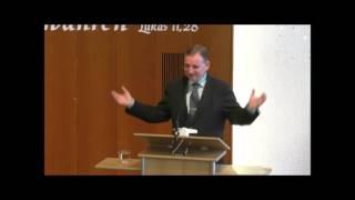 WENN FALSCHE GEISTER TOBEN, KÜMMERT GOTT SICH UM DIE CHRISTEN. Predigt von Lothar Gassmann