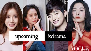 Upcoming kdrama(August)2018 must watch