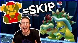 We Have To ONE-SHOT 16 Expert Levels!!! | DEATH=SKIP CHALLENGE [#1]