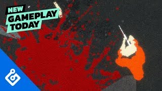 New Gameplay Today –Ape Out