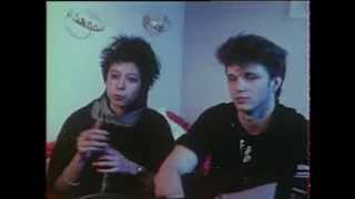 Video Noir Desir - interview 1983 - Les enfants du rock - Bertrand Cantat download MP3, 3GP, MP4, WEBM, AVI, FLV November 2017