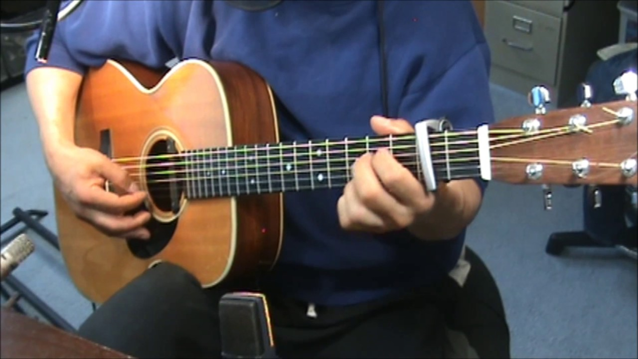John O Dreams Fingerstyle Chords Traditional Cover Youtube