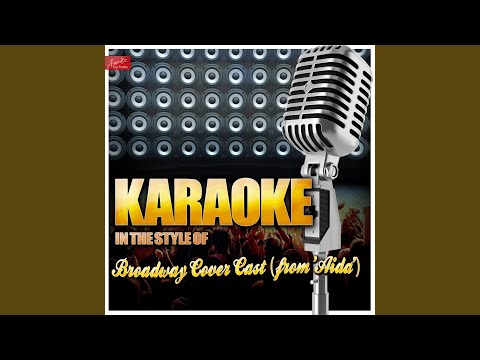 Dance of the Robe (In the Style of Broadway Cover Cast (From 'Aida') (Karaoke Version)