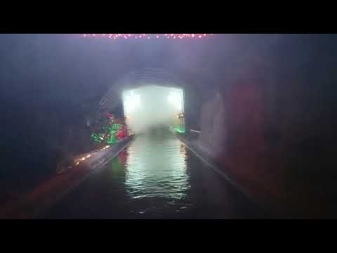 Zoo Lights River Boat Ride @Zoo Miami 12/7/2018