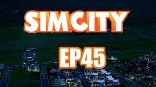 Let's play SimCity Ep 45 Solar Farm Greatworks