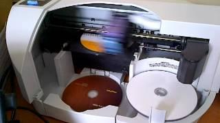 Primera Bravo Disc Publisher - Printing Example