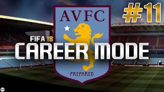 FIFA 18 | CAREER MODE | #11 | TWO NEW SIGNINGS IN JANUARY