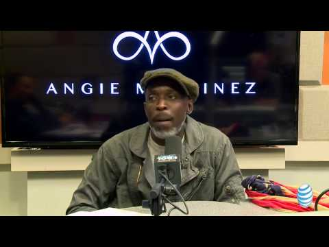 Michael K. Williams Gives Up Drugs & Alcohol Thanks To President Obama (1-26-16)