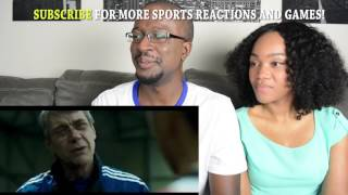 Great Scene From the Movie 'GOAL' (Soccer Movie) - REACTION