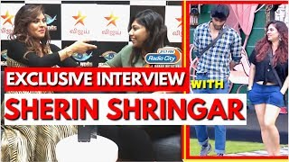 Exclusive Interview With Sherin Shringar | Bigg Boss Tamil 3 | RJ Nancy | Star express Tamil