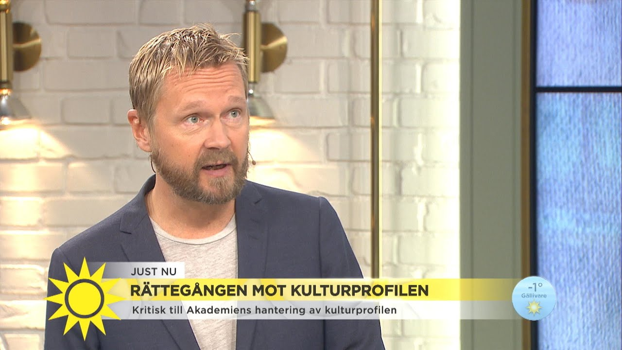 """Björn Wiman: """"Ledamöter omhuldar kulturprofilen än idag"""" - Nyhetsmorgon (TV4)"""