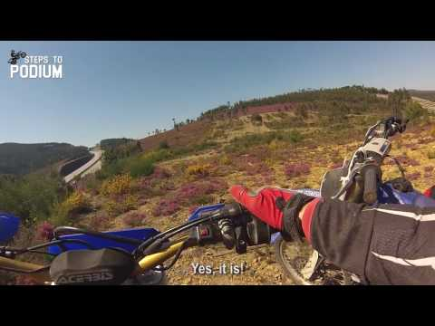 Enduro Training in Valongo, Portugal