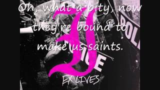 Every Time I Die - Underwater Bimbos From Outer Space lyrics