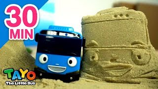 What can we do! l Lani in Panic l Tayo Toy Adventure Special Compilation #1 (30mins)