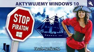 Jak zdobyć klucz aktywacji Windows 10 PRO?