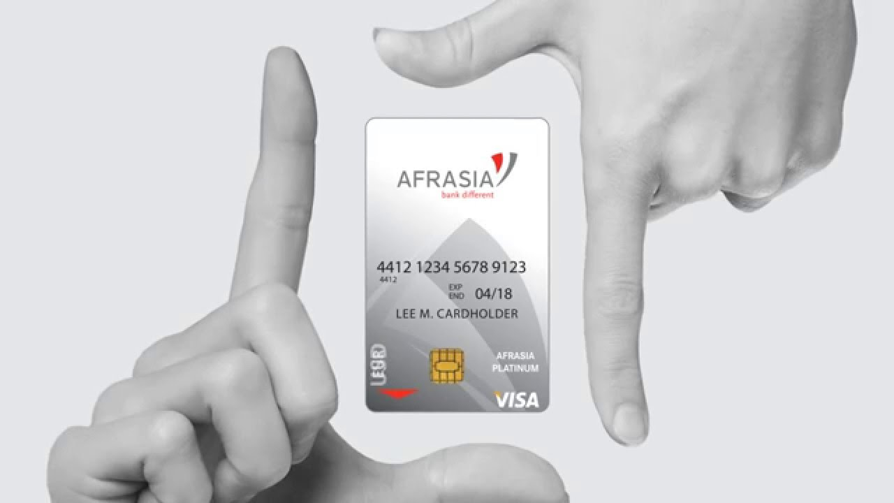 Carte Bleue Platinum.Afrasia Visa Platinum Prepaid Card Smartly Controlled By You Youtube